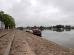 The quay at St Jean de Losne