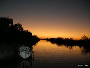 Canal Rhone a Sete