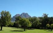Mountains overlooking Boschendahl, Western Cape