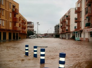 Floods of October 2008, Javea, Spain