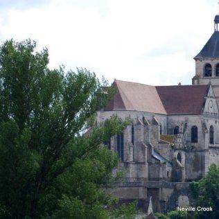 Church at Tonerre