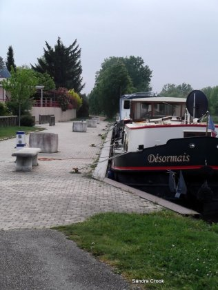 The quay at Fragnes