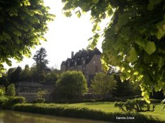 The chateau and grounds