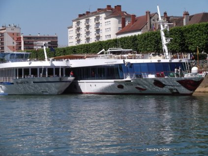 Chalon sur Saone - the dreaded 'hot lips'