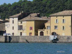 St Etienne - still no pontoon