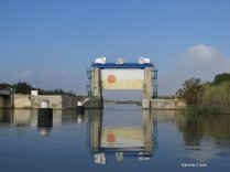 Flood lock - Rhone a Sete