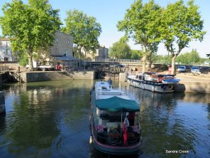 The Round Lock at Agde