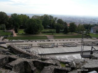 Amphitheatre at Lyon