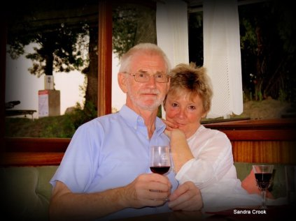 Another anniversary on the boat